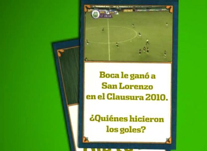 Trivia Olé - Fecha 5.
