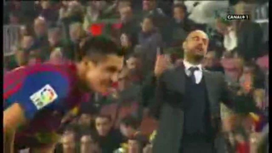 Mirá el insulto de Guardiola a Sánchez