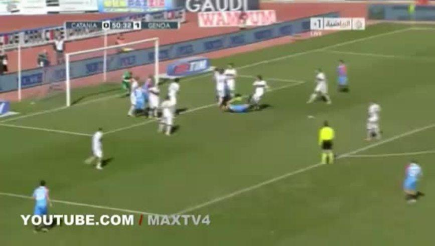 Mirá el gol de Maxi López.