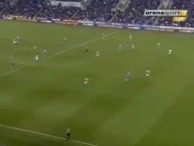 Mirá los goles de Reading 5-Arsenal 7.