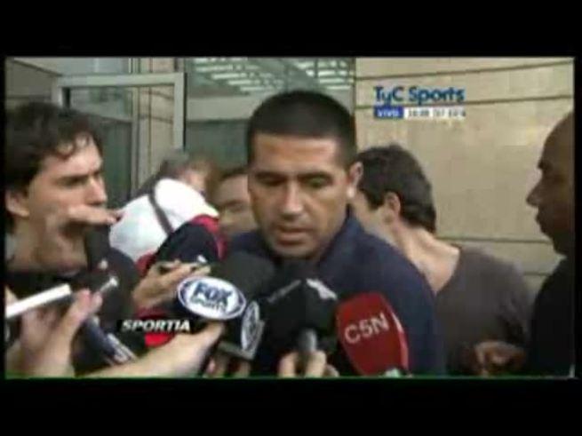 Román habló en San Pablo