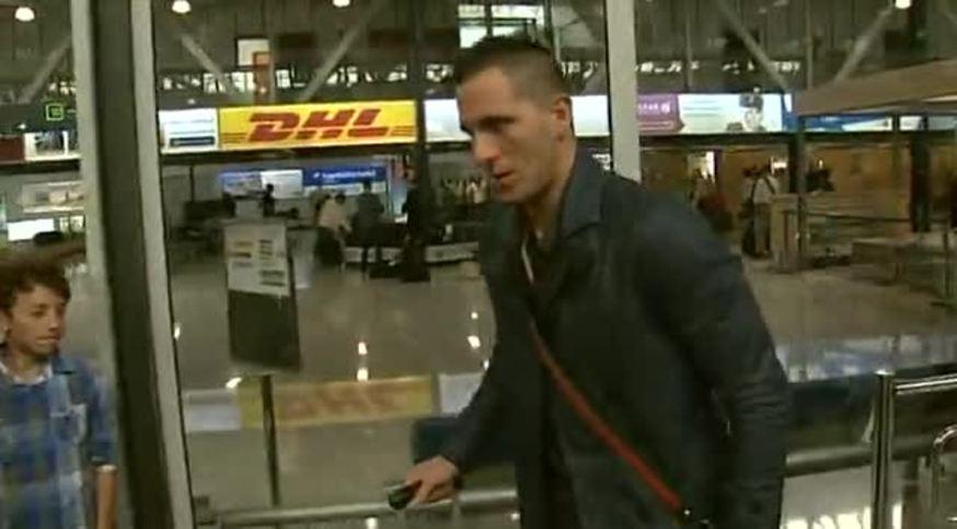 La llegada de Migliore a Zagreb