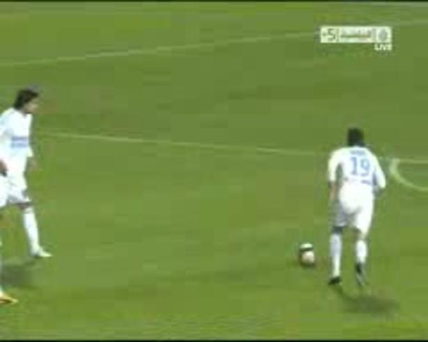 ¿Se animará Heinze a sacarle las pelotas paradas a Messi en la Selección?
