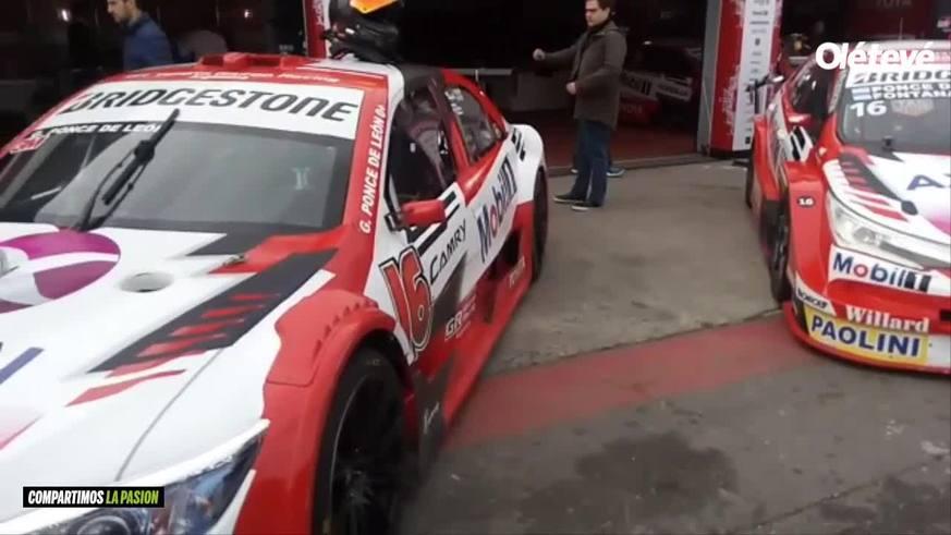Mirá los autos que hubo en el evento de Toyota