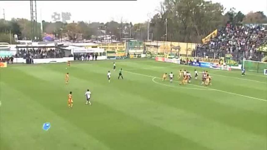 Los goles de Defensa y Justicia ante Deportivo Merlo