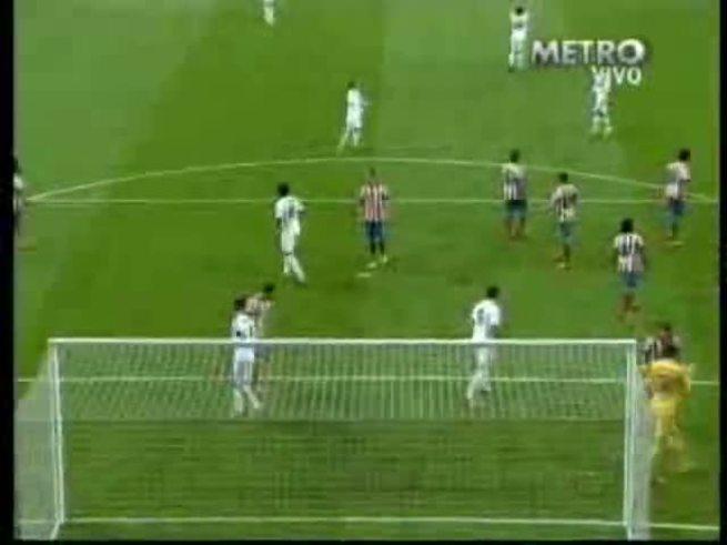 Ronaldo, igual que Messi pero sin la misma suerte.
