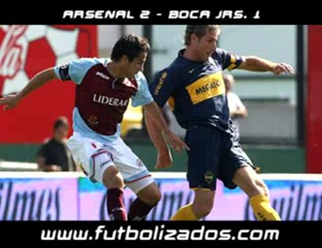 Mirá el gol de Carlos Bueno en Boca.
