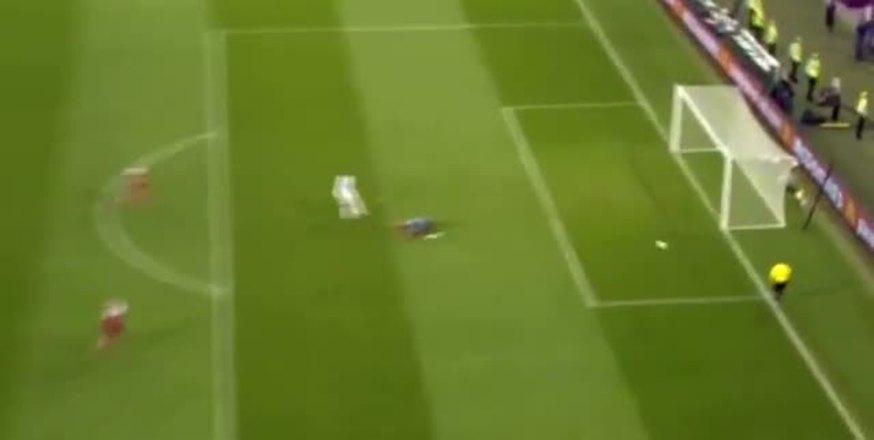 Escuchá a los hinchas gritándole a Cristiano por Messi.