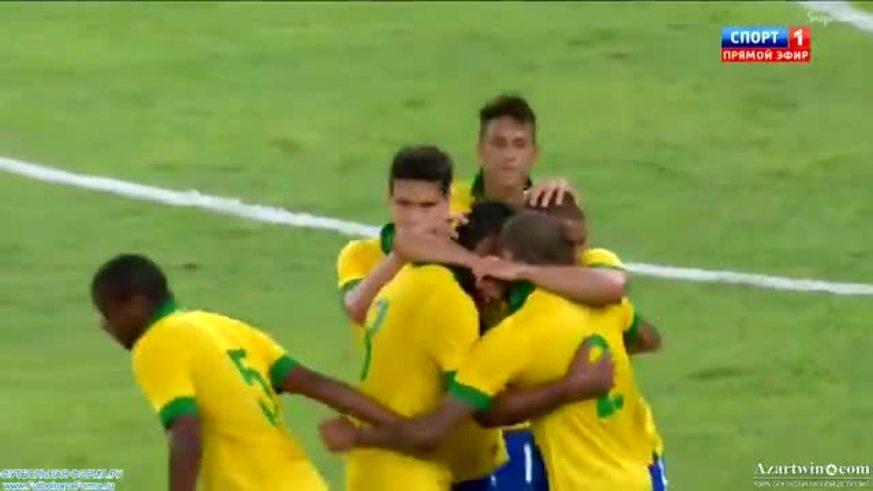 Paulinho y el 2-2 final