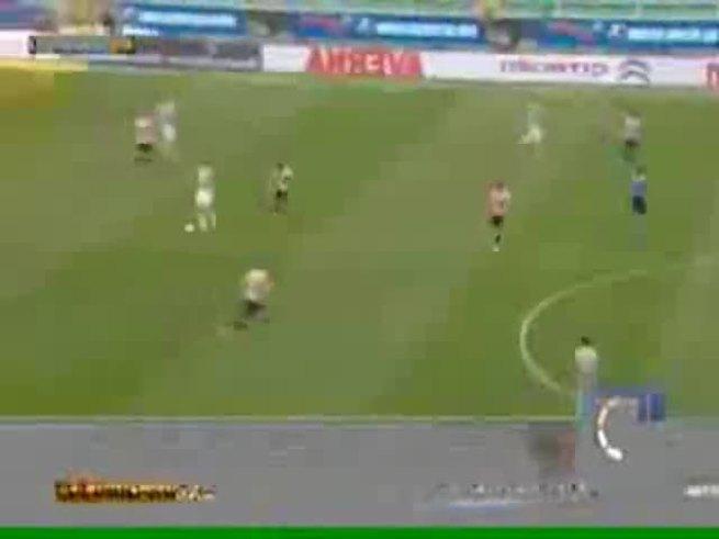 Mirá los goles de Palermo 0 - Juventus 2.