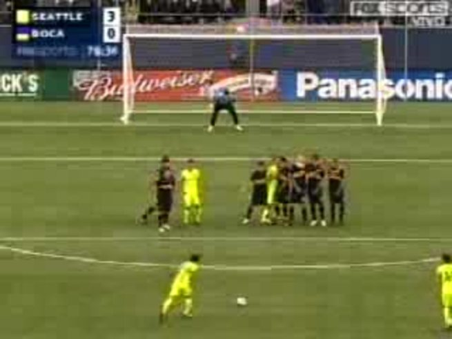 Mirá los tres goles que le hicieron a Boca. Borghi tiene mucho por corregir...