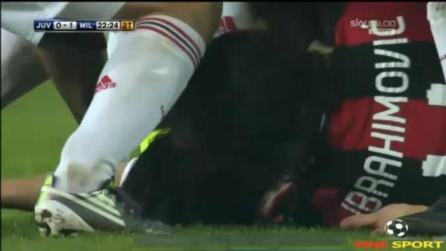 El gol de Gattuso a la Juventus.