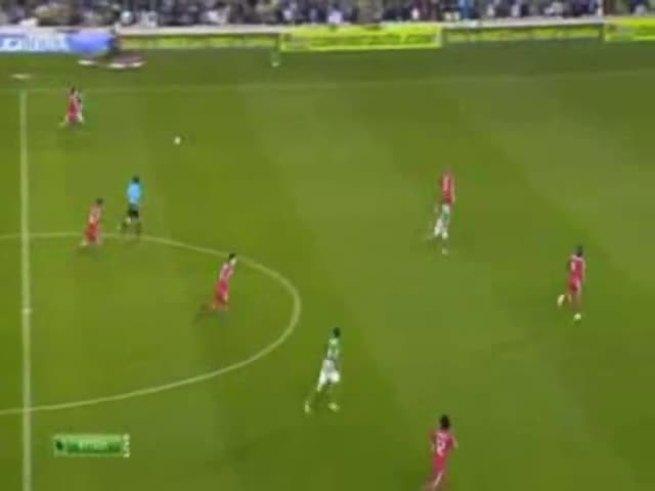 Mirá los goles de Betis 2 - Real Madrid 3.