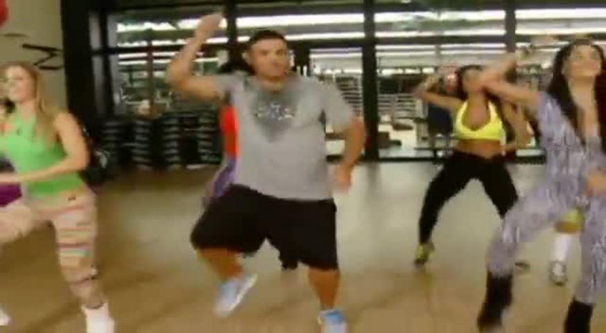Ronaldo, para bajar de peso, baila el Gangnam Style.