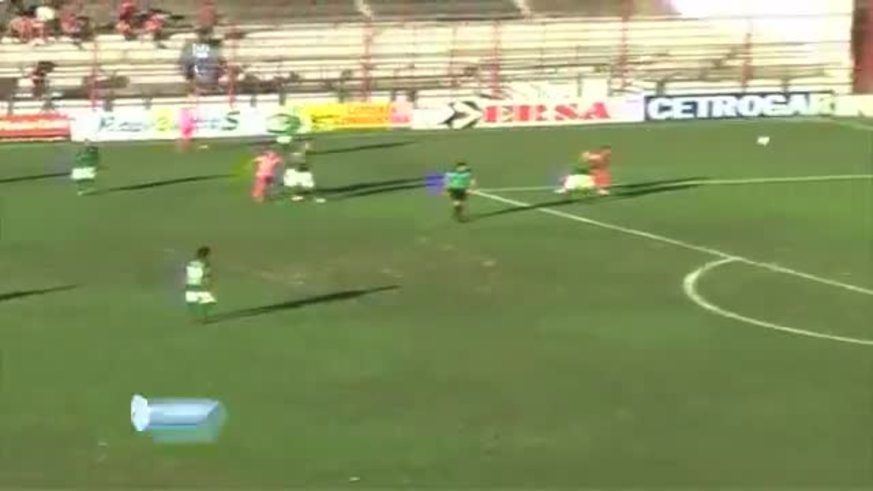Los goles de Boca Unidos - Ferro