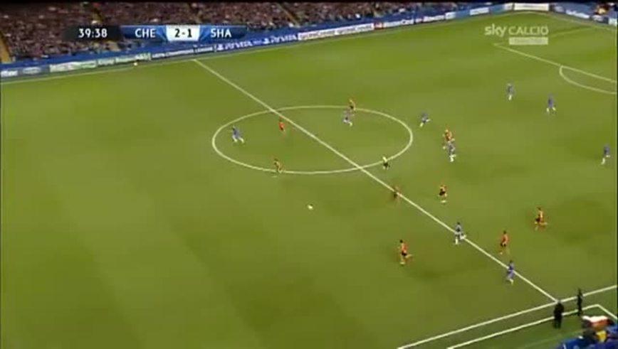 Mirá el golazo del brasileño Oscar, en el Chelsea.