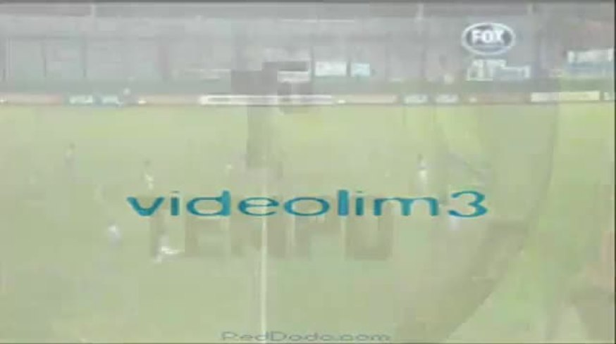 Los goles del triunfo de Fluminense en Sarandí.