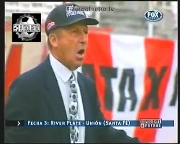 Recordá el 6-0 del Clausura 2002, con cuatro de Ortega.