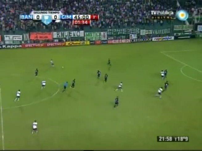 Mirá el gol de García para el Lobo.