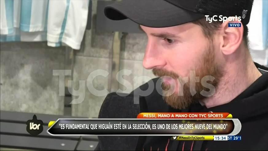 El deseo de Messi para Argentina
