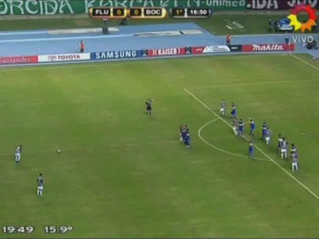 Mirá el gol de Carleto