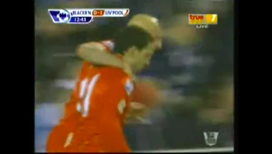 Mirá el primer gol de Maxi Rodríguez.
