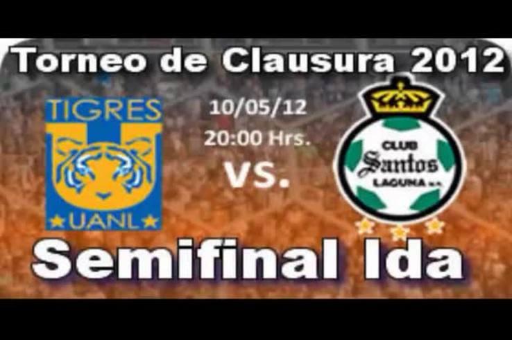 El golazo de Lucas Lobos y el resumen de Tigres - Santos Laguna.