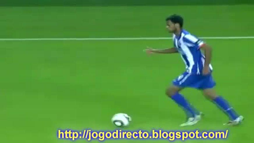 Mirá los goles del Porto.