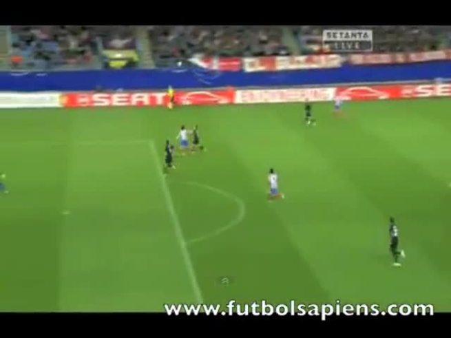 Mirá los goles de Atlético Madrid 4 - Valencia 2.