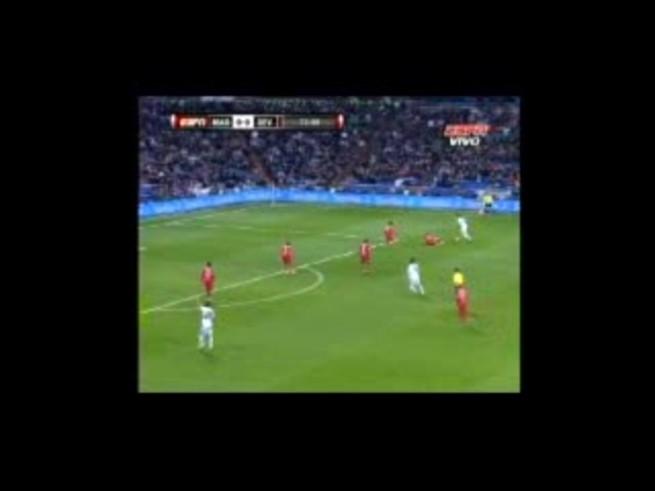 El gol de Di María al Sevilla.