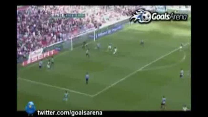 El resumen del 5-3 del Betis sobre el Ahtletic de Bilbao.