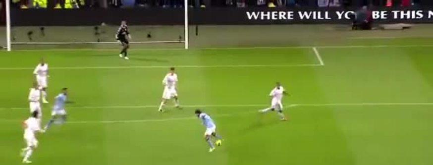 Mirá el golazo de Tevez contra Swansea.