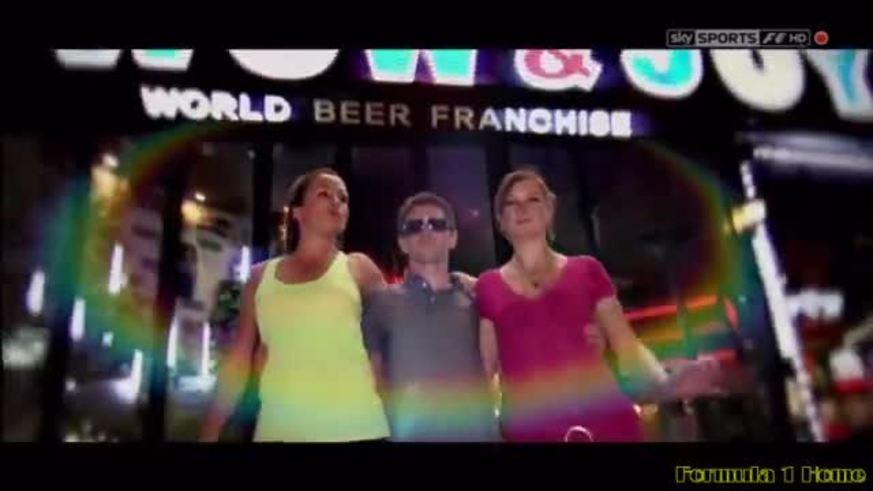 La Fórmula 1 al ritmo de Gangnam Style.