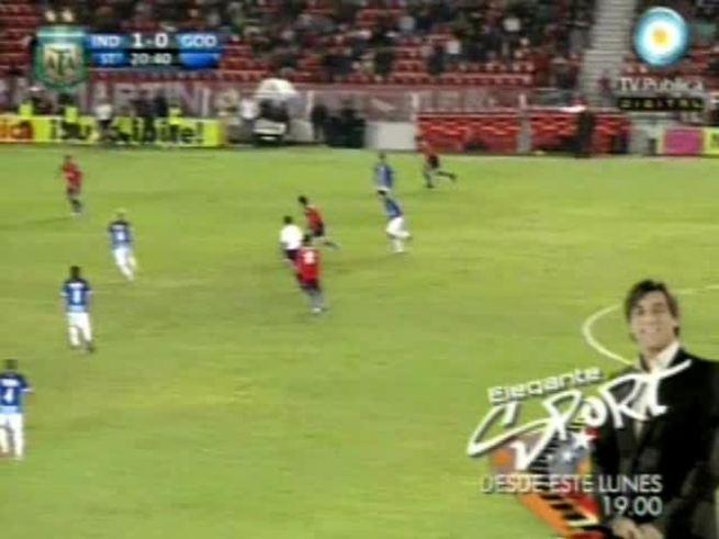 Fredes puso el 2-0 en Avellaneda.