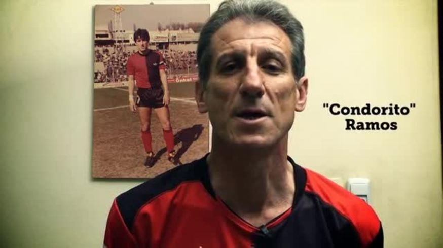 El video institucional promocionando el día del club.