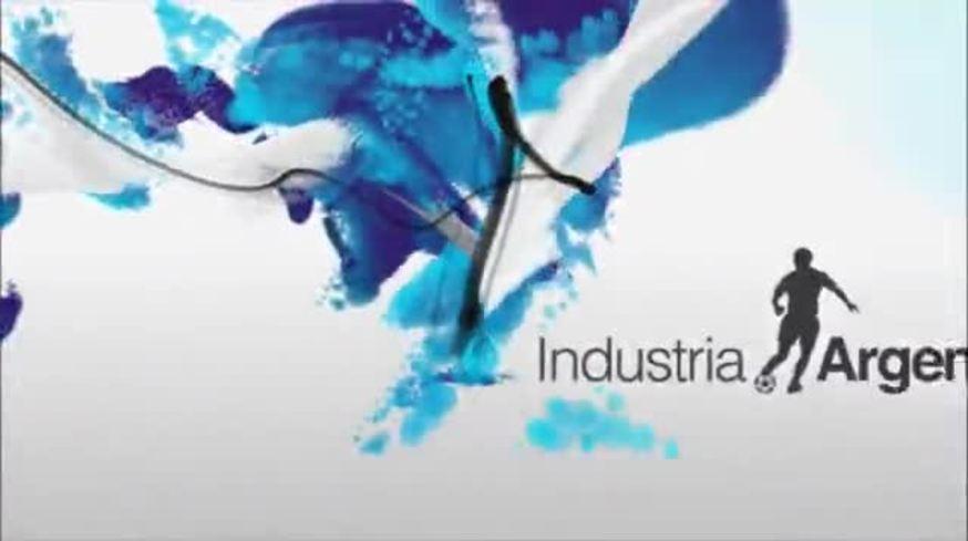 Industria Argentina. El Pipita lo volvió a hacer.