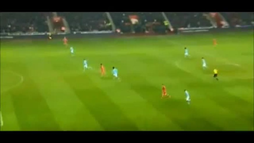 Mirá el blooper de Joe Hart que terminó en gol de Southampton.