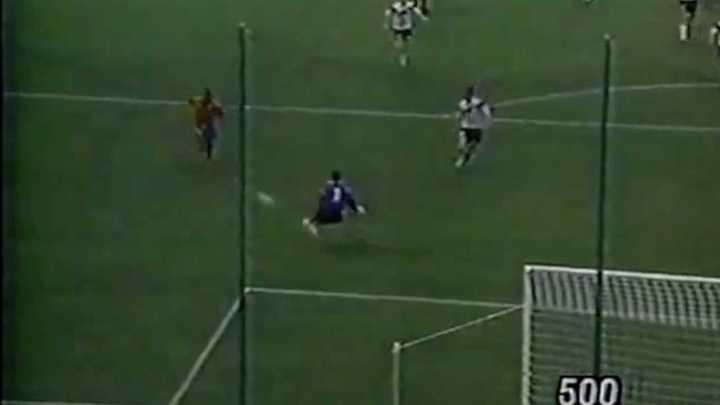 El emocionante relato del Turco Wehbe del gol de Rincón