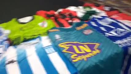 Las camisetas para el Tata