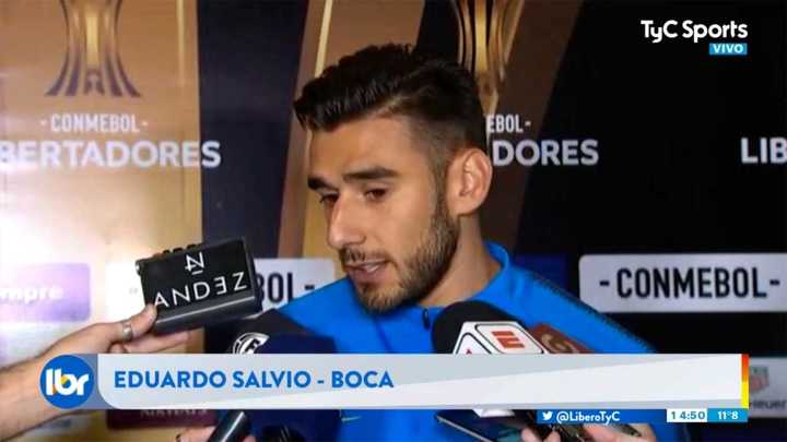 Eduardo Salvio: