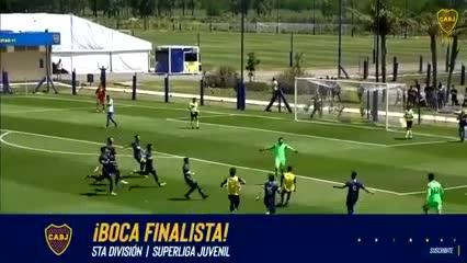 Boca venció a Vélez por penales