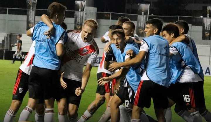 Lo mejor del triunfo de River en la Libertadores Sub 20
