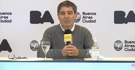Fernán Quiros se refirió la vuelta del fútbol