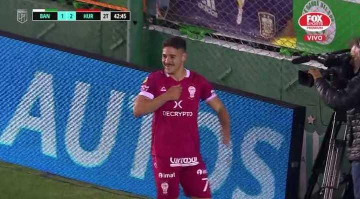 Cóccaro marcó el tercero del Globo
