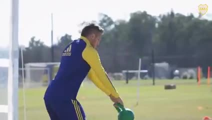 El video de la vuelta de Boca