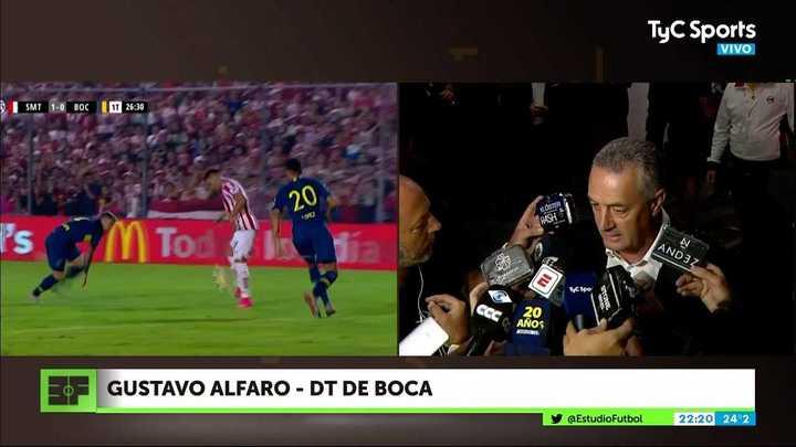 """""""Desde San Lorenzo para acá hubo una evolución importante"""""""