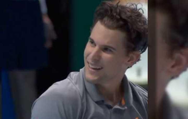 Así le ganó Dominic Thiem a Novak Djokovic