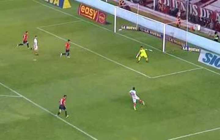 Campaña se quedó con el segundo de Arsenal