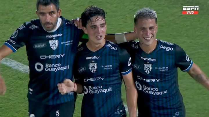 Independiente del Valle 2 - Gremio 1