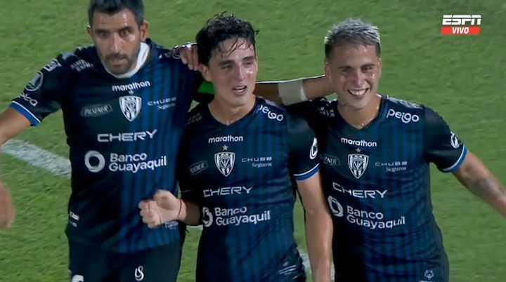 Independiente del Valle 2 - Gremio 1